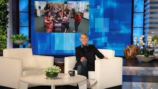 Ellen Invites Pregnant Teachers at Kansas School to Mother's Day Show