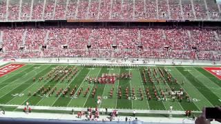 The Ohio State University Marching Band - Star Trek