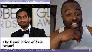 The Aziz Ansari story may destroy the #MeToo movement.