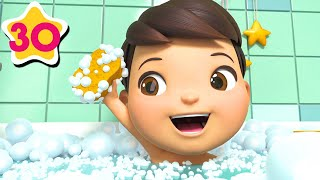 Bath Song | BRAND NEW | +More Baby Songs |  Little Baby Bum