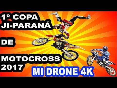 1º COPA JI-PARANÁ DE  MOTOCROSS PARK BALNEÁRIO BERNARDI  DE 02.09.A 03.09.17