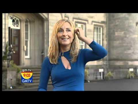 Fiona phillps down blouse upskirt