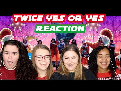 TWICE YES OR YES REACTION (S4 EP.4)