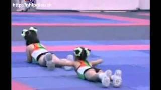 [Đất Nam Aerobic] - thi đấu aerobic mẫu giáo - ước mơ thần tiên