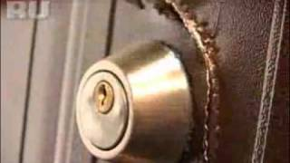 Китайская стальная дверь и консервная открывалка