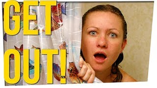 Wife Arrested After Husband Walks in on Her Touching Herself ft. Gina Darling & DavidSoComedy