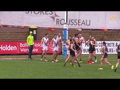 Round 19 highlights: Werribee vs Box Hill Hawks