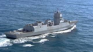 """NAVANTIA Ferrol: """"Fridtjof Nansen"""" frigate Class"""