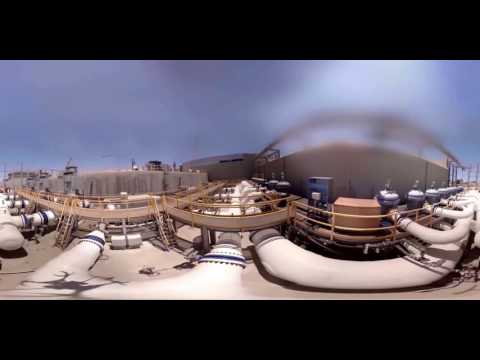 360 View of the Carlsbad Desalination Plant