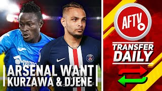 Arsenal IN Talks With PSG Star & Want Top La Liga Centre Back! | AFTV Transfer Daily