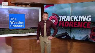 Dr. Rick Knabb Has An Update on Hurricane Florence