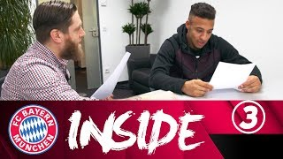This is how the FC Bayern Stars learn German - Part 3 |Inside FC Bayern