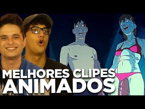 MÚSICAS E CLIPES ANIMADOS QUE VOCÊ PRECISA VER !!