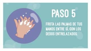 La higiene de manos - OMS