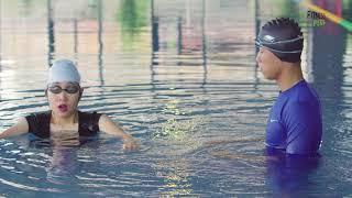 Tập nổi, bài học bơi dành cho người mới bắt đầu