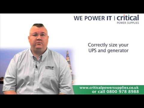 CPS Generators   2012