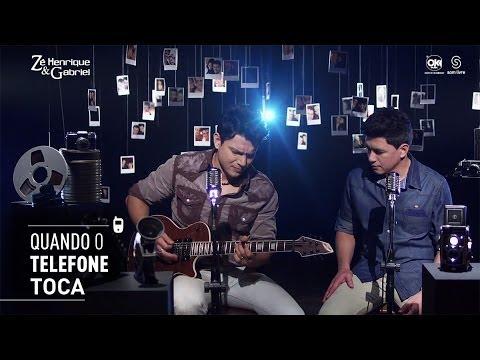 Baixar Zé Henrique e Gabriel - Quando o Telefone Toca (Clipe Oficial)