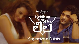 Krishna and his Leela movie promo- Rana Daggubati's presen..