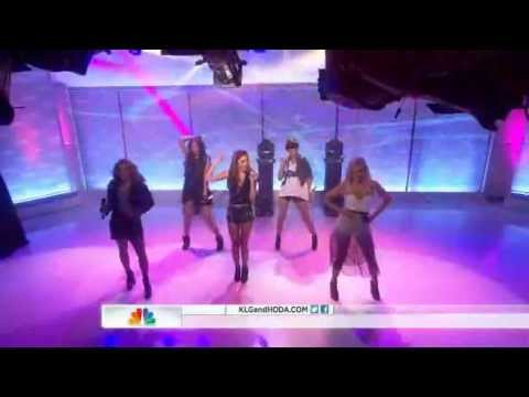 Baixar The Saturdays - What About Us - Live - Today Show