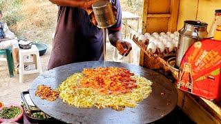 Butter Rich Egg Buland Special   Egg Street Food   Indian Street Food