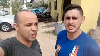 Boca No Trombone ouve morador do Bairro São José