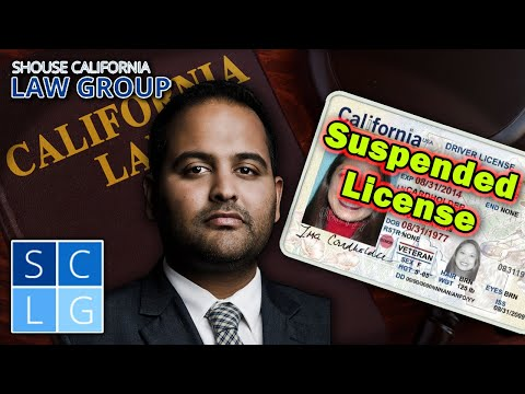 How to beat a charge of driving on a suspended license