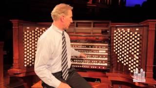 Mormon Tabernacle Organ 101