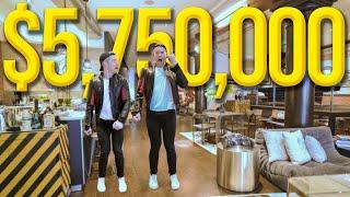 Selling a $5.75 Million New York City Loft with MAGIC   Ryan Serhant Vlog #64