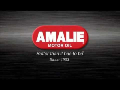 Amalie Oil Company - Proven Oil Performance