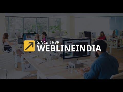 WeblineIndia, A RelyShore Software Development Company - Corporate Presentation