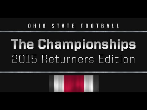The Championships: 2015 Returners Edition