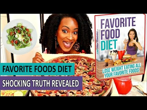 Stuff Your Face Lose Weight | Eating Your Favorite Foods And Have The Body You Want