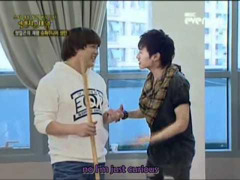 [EngSub] 090916 King of Ring - Eunhyuk, Sungmin, Shindong cut