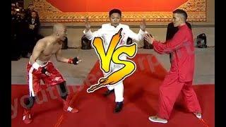 Pertarungan Sadis dan Brutal Antara BOXING vs KUNGFU Wing Chun