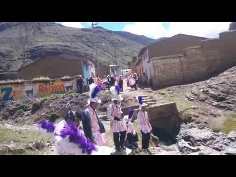 NEGRITOS DE CASTROVIRREYNA HUANCAVELICA 2015 (7) Bajada de Reyes Castrovirreyna