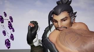 Overwatch highlights but completely wrong