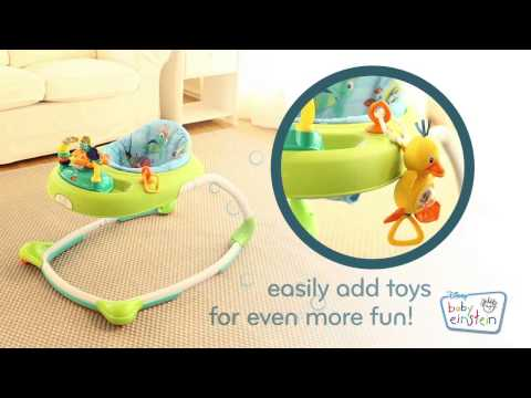 BABY EINSTEIN Ocean Explorer Walker 040213
