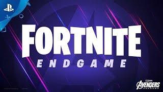 Fortnite x avengers: endgame :  bande-annonce