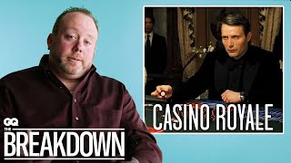 Casino Boss Breaks Down Gambling Scenes from Movies | GQ