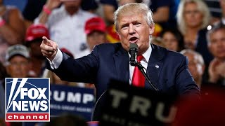 Trump holds a 'MAGA' rally in Pennsylvania