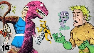 Top 10 Dumbest Super Powers - Part 2
