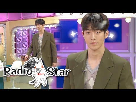 Nam Joo Hyuk, Can You Do Female Models' Impressions? [Radio Star Ep 582]