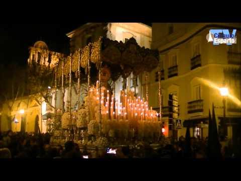Hermandad del Baratillo 2016 - Paso de Palio por la Plaza de la Magdalena -