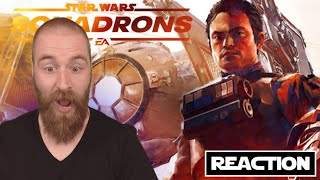 "Star Wars: Squadrons – ""Hunted"" CG Short - Reaction!"