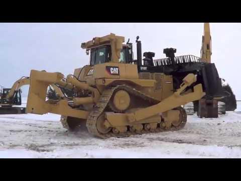 2009 Cat D10T Crawler Tractor A02010