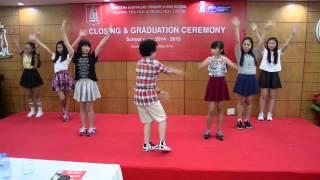 Nhảy Hiện đại : Hoàng Anh - Phương Mỹ Chi