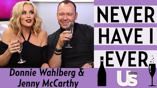 Never Have I Ever with Donnie Wahlberg and Jenny McCarthy