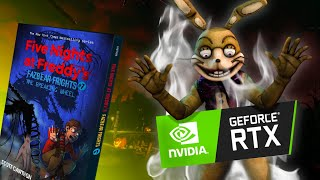Security Breach Conference, FNaF AR Event, Book News, and Unreleased Art! || FNaF News