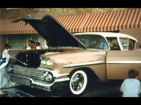 How To Flip Cars >> Buddy Holly's car - YouTube