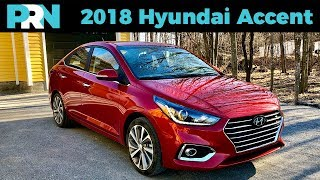 Handsome & Affordable   2018 Hyundai Accent GLS   TestDrive Spotlight